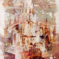 """<nobr>Series `City of Budapest`.</nobr><br>Odour of Time""
